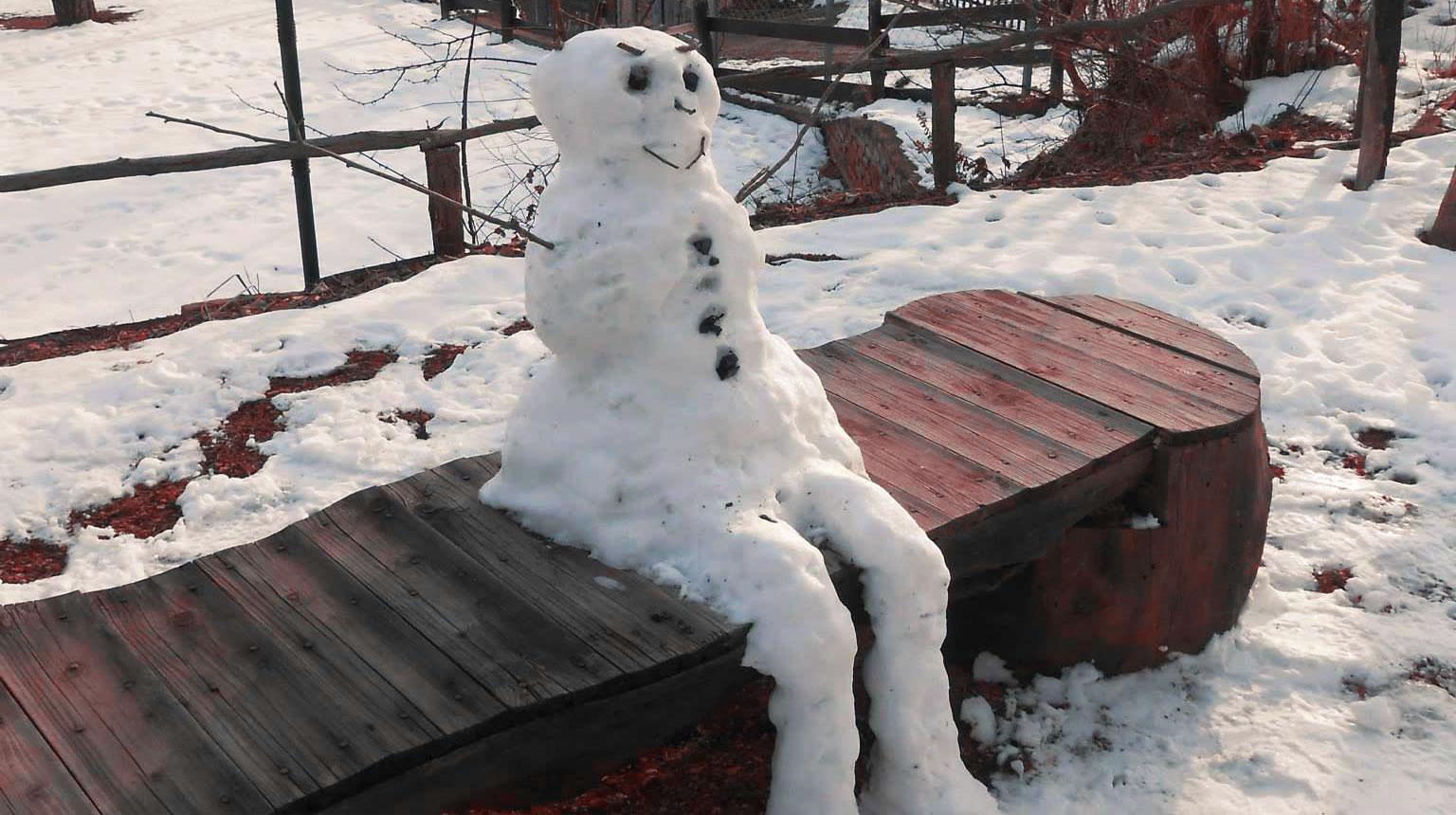 Neistopivi Sneško