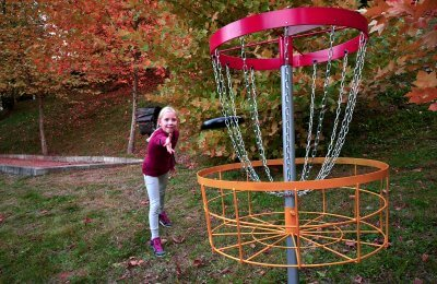Frizbi Golf – Disc Golf