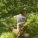 Hiking Fruška Gora, Lazin vir II deo